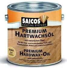 Saicos Hartwachsöl Premium 0125l-80€/L 0,75L=36€/L 2,5L=30€/L 10L=29€/L 25L=28€L