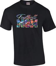 Football Mom Support Son Team T-Shirt