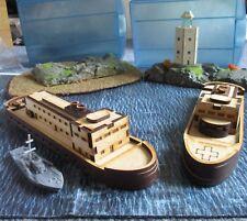 Cruel Seas  1/300th 6mm Transport Liberty / Medical / Cruise line Troop Ships