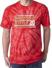 Tie-Dye Jimmy G Garoppolo George Kittle San Francisco 49ers 2020 T-Shirt