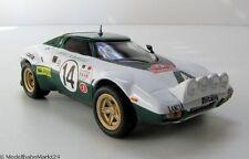 LANCIA Stratos 1975 Italia RACING CAR 1:43 Merce Nuova OVP