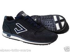 Scarpe Uomo Casual. Sneakers - sportive. BICAP - 60 Con stringhe. Camoscio pelle