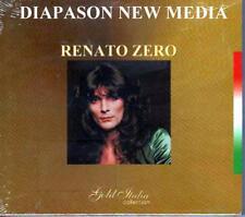 RENATO ZERO -  GOLD ITALIA COLLECTION - CD