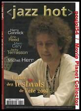 JAZZ HOT #641  MICHEL HERR, Jacky TERRASSON, Marc CARY