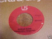 KIERAN KANE COUNTRY 45 RPM ELEKTRA 1982 BLUE ALL OVER U