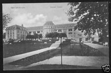 Bad Salzbrunn, Grand Hotel, um 1910/20