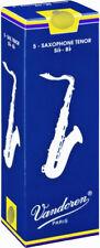 Anche de saxophone Ténor Sib/Bb Vandoren classique - boite de 5 anches