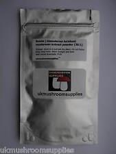 Reishi (Ganoderma lucidum) extracto de hongos en polvo (30:1) 50g - 1 Kg (Lingzhi)