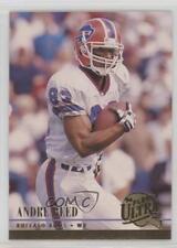 1994 Fleer Ultra #29 Andre Reed Buffalo Bills Football Card