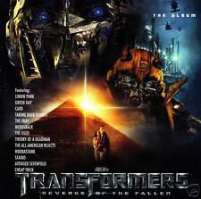 The Transformers:Revenge of the Fallen-2009-Original Movie Soundtrack-CD