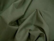 Polyester//Coton Robe Tissu-École Gris Vous ne payez que One Combiné postal Charge...