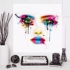 Canvas Art Graffiti Art Poster Print Face Art Wall Art Pop Art Drip Art Abstract