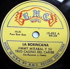 JIMMY MIRABEL LATIN 78 La Borincana BMC