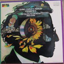 LEVINE CONDUCTS MAHLER SYMPH NO 10 - DBL LP ARC 2-4553