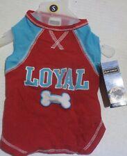Pup Crew Loyal Dog Tee Shirt  XX-Small, X-S, S, Medium, Large, X-L, XXL, XXXLarg