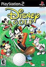 PlayStation2 : Disney Golf VideoGames