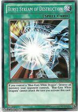 Burst Stream of Destruction YSKR-EN036 Common Yu-Gi-Oh Card Mint 1st Edition New