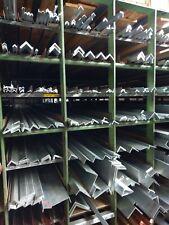 Angolo in alluminio aluwinkel Alu Profilo Angolare Bianco verniciato a polvere RAL 9016