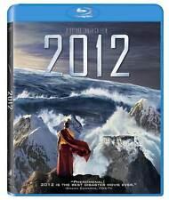 2012 (Blu-ray Disc, 2010)