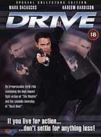 Drive (DVD, 2000) Mark Dacascos Kadeem Hardison -  Martial-Arts Action MINT!!