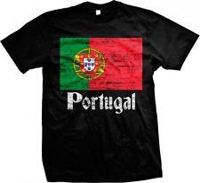 Portugal Flag Bandeira Republica Portuguesa Pride Orgulho Mens T-shirt