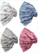Ladies Women Butterfly Print Neck Shawl Scarf Scarves Wrap Stole Warm Gift - UK