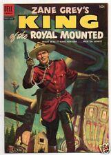 KING OF THE ROYAL MOUNTAIN :: 9 :: BILL BURNETT COVER