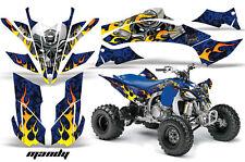 AMR ATV GRAPHICS KIT STICKER YAMAHA YFZ 450 YFZ450 QUAD