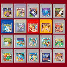 NINTENDO GAMEBOY ► jeu au choix-Kirby | Wario | Zelda, etc-LES CLASSIQUES