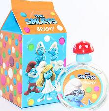 THE SMURFS BRAINY 1.7 OZ EDT SPRYA FOR KIDS BY SMURFS NEW IN A BOX