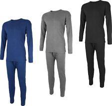 Thermounterwäsche Thermowäsche Set lange Unterhose Unterhemd Ski Unterwäsche