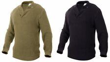 Rothco WWII Vintage Military Cotton Mechanics Sweater 5349 55349
