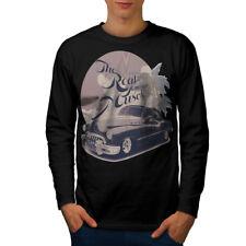 American Muscle Car Car Men Long Sleeve T-shirt NEW | Wellcoda