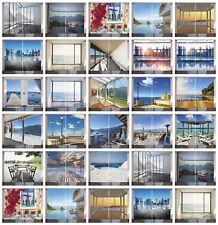 Natural Landscape Curtains 2 Panel Set Decor 5 Sizes Available Window Drapes