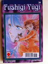 fushigi yugi N° 24 - yu watase - (collana planet 31) - planet manga