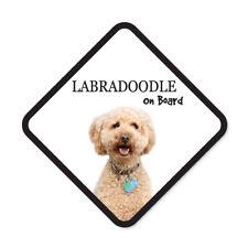 My heart belongs to a Labradoodle sticker decal *D904*