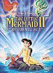 Disney The Little Mermaid II - Return to the Sea (DVD) Jodi Benson Buddy Hackett