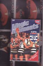 Geelong Cats magic moments ( AFL dvd )