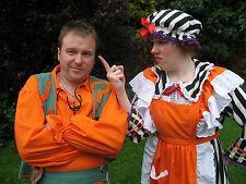 Pantomime Script - Jack and the Beanstalk - full original panto script