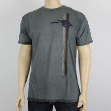 New Mens Rogue Status Crew Short Sleeve T-shirt Top Tee M-XL