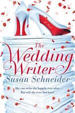 SUSAN SCHNEIDER __ THE WEDDING WRITER ____ BRAND NEW __ FREEPOST UK