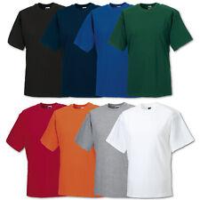 Russell T-Shirt Workwear T Shirt Herren Shirt Arbeitsshirt Strapazierfähig S-4XL