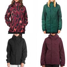 Veste VOLCOM Wing Insulated Jacket Femme -50% DESTOCKAGE de ski Snowboard Hiver