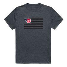 University of Dayton Flyers NCAA Flag Tee T-Shirt