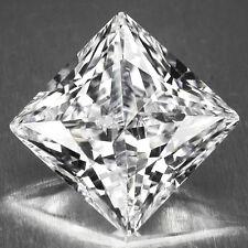 IF SQUARE RUSSIAN SIMULATED LAB DIAMOND 6AAAAAA LOOSE STONES(1.25x1.25 -25x25mm)
