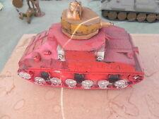 Sun Rubber  Tank - North Korean Version