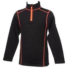 Sous vêtements thermiques chaud Longboard Hop noir 1/2z ml tee jr Noir 50715 - N