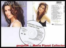 "SHANIA TWAIN ""Come On Over"" (CD) 1999"