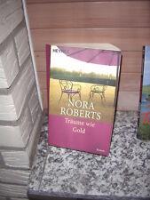 Träume wie Gold, ein Roman von Nora Roberts