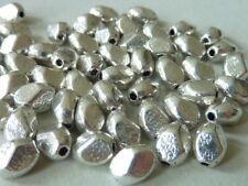 200 Metallperlen MINI NUGGETS 3mm antik kupferfarbig Perlen nenad-design AN486